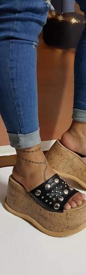 Zapatos Altos De Mujer