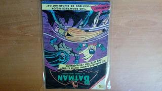 Batman N.385 De 1967-el Borrador Humano- Novaro/dc Infantino