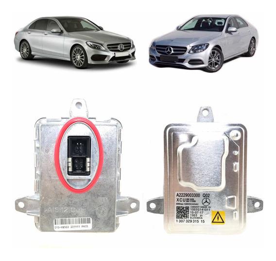 Reator Farol Lampada Xenon D3s Mercedes Benz A2229003300 Q02