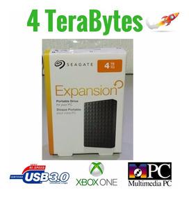 Hd 4 Tera Seagate Expansion Garantia 1 Ano