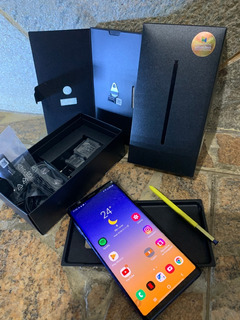 Celular Samsung Galaxy Note 9 Tela Pequeno Trinco.