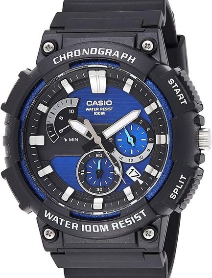 Relógio Casio Masculino Multifunção Mcw-200h-2avf