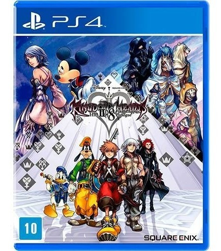 Kingdom Hearts Hd 2.8 Ps4 Final Chapter Prologue M. Fisica