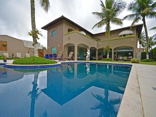 Imagem 1 de 30 de Casa Residencial À Venda, Acapulco, Guarujá. - Ca0140 - 34710206