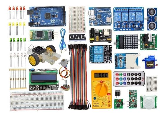 Bancada Didática De Automação E Robótica Com Arduino Mega