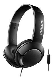 Fone De Ouvido Extra Bass ++ Com Microfone Shl3075 Philips
