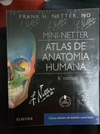 Mini-netter Atlas De Anatomía Humana