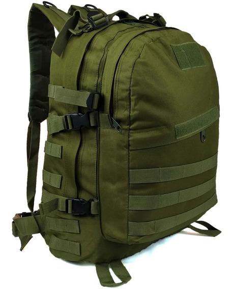 Mochila Tática Militar Assault 50 Litros Camping Trilha Top