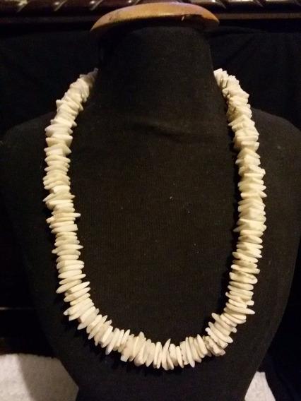 Antigo Colar De Coral- Nº 3085g