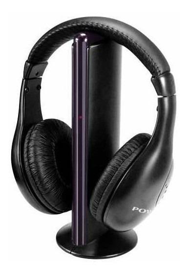 Headphone Powerpack Cvrf-330 Microfone - Envio Todo Br