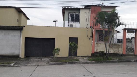 Casa Colinas Del Sol Km 12.5 Via Daule - Biess O Cr. Bancari