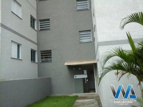 Apartamento Condomínio Residencial Das Flores - 886