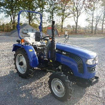 Tractor Lovol 25 Hp 554 Traccion Doble