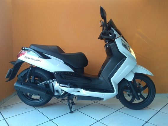 Dafra Citycom 300 I 2013 Branca