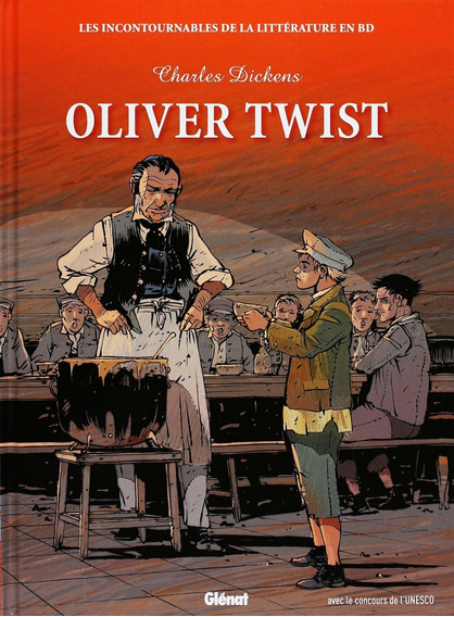 Oliver Twist - Hq