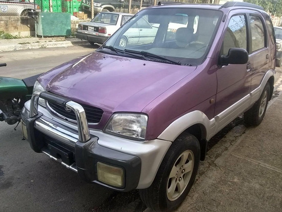Daihatsu Terios 98 4x4