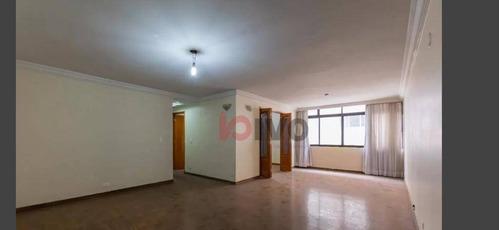 Apartamento 3 Quartos  125 M² Úteis  R$ 1.125.000 - Vila Mariana Sp - Ap4250