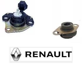 Kit 02 Calço Coxim Motor Câmbio Renault Megane Scenic 2.0