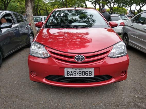 Toyota Etios 1.5 16v Xs 4p 2017