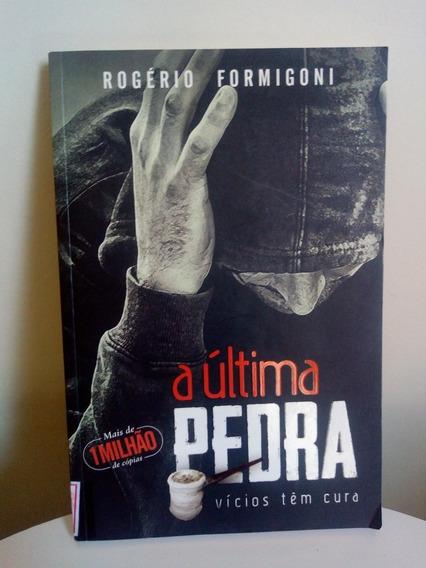 Livro A Ultima Pedra (usado)