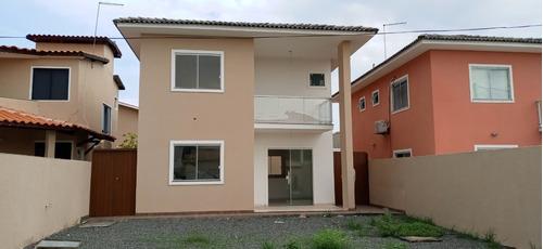 Casa Com 4 Quartos, 140m2, À Venda - Arembepe (abrantes) - Camaçari - 190