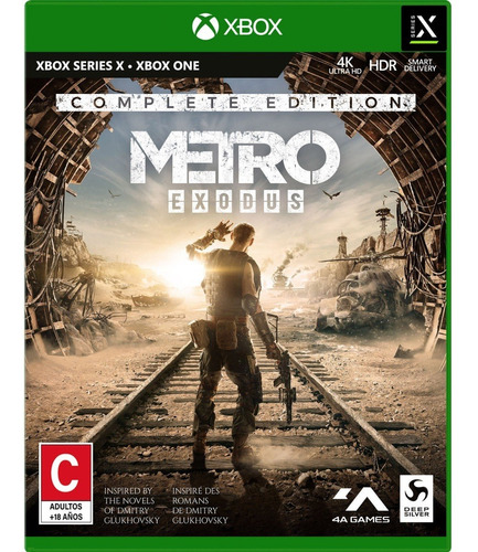 Imagen 1 de 6 de Metro Exodus Complete Edition - Xbox Series X - S | Xbox One