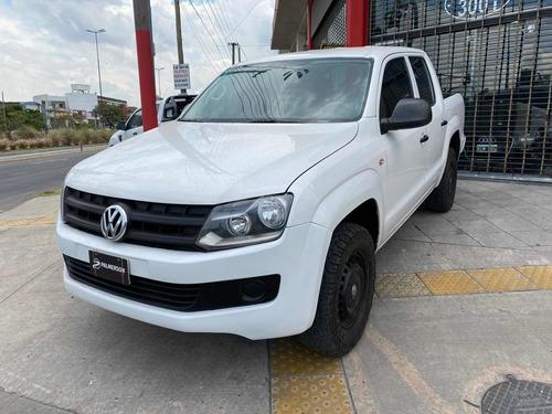 Volkswagen Amarok 2.0 Cd Tdi 163cv 4x4 Startline S45 2012