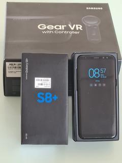 Galaxy S8+ Dual Sim + Samsung V R E Acessórios Originais!