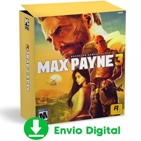 Max Payne 3 Pc Complete Edition Todas Dlc