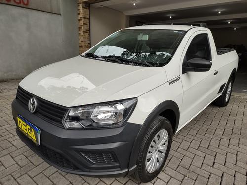 Volkswagen Saveiro 1.6 Robust  Flex Km 32.000