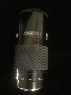 Lente Af 70-210mm F4 Minolta Para Sony Alpha