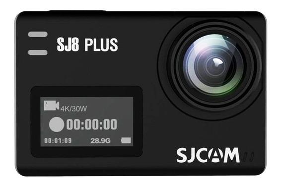 Câmera Sjcam Sj8 Plus 12 Mp Hd Tela Frontal Wifi Original
