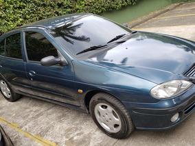 Renault-megane 2001 - Renovado Recientemente