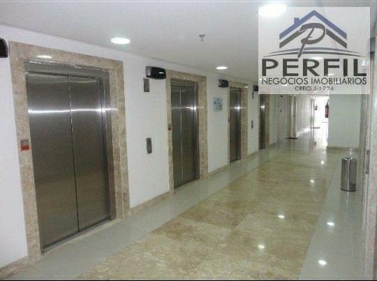 Sala Comercial Para Locação Em Salvador, Paralela, 1 Banheiro, 1 Vaga - 153