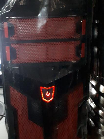 Computador Gamer Phenom Ii X3 Alta Perfomance 4 Gigas Ddr3