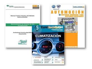Curso Técnico Aire Acondicionado Automotriz- Manual.