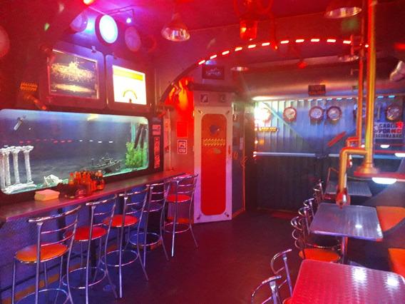Traspaso Restaurante Y Concepto El Submarino