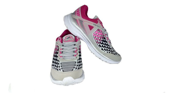 Tênis Logus Feminino Jogging