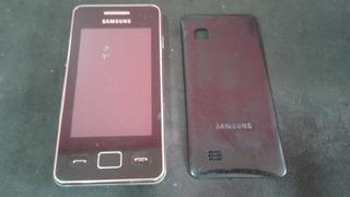 Celular Samsung Gt-s5260 - Display Quebrado