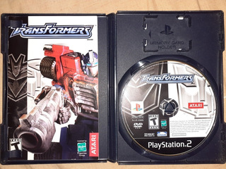 Transformers Playstation 2