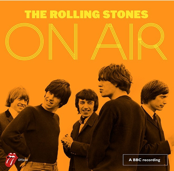Cd Rolling Stones On Air In The Sixties
