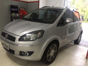 Fiat Idea 1.6 16v Itália Flex Dualogic 5p 2012