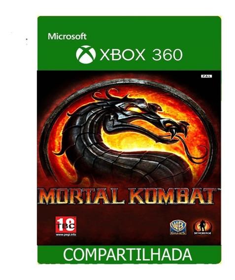 Mort4l Komb4t 9 Xbox 360 Midia Digital
