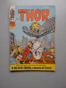Gibi Hq Álbum Gigante 12 O Poderoso Thor Ebal