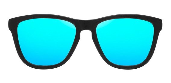Lentes De Sol Hawkers - Carbon Black Clear Blue One