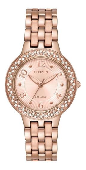 Reloj Citizen Fe2083-58q Mujer Fe2083-58q
