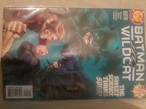 Imagen 1 de 1 de Comic Batman Wildcat