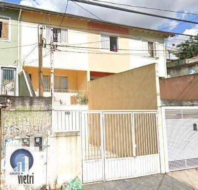 Imagem 1 de 15 de Sobrado À Venda, 120 M² Por R$ 350.000,00 - Vila Pirituba - São Paulo/sp - So2503