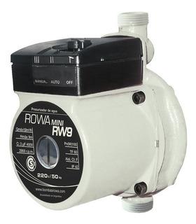 Bomba Presurizadora Rowa Modelo Mini 9 Mayor Presión
