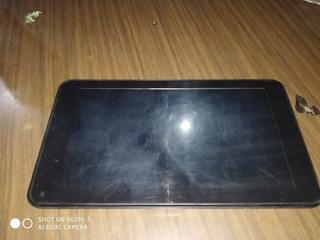 Tablet Sapporo Pin De Carga Roto Con Funda De Regalo
